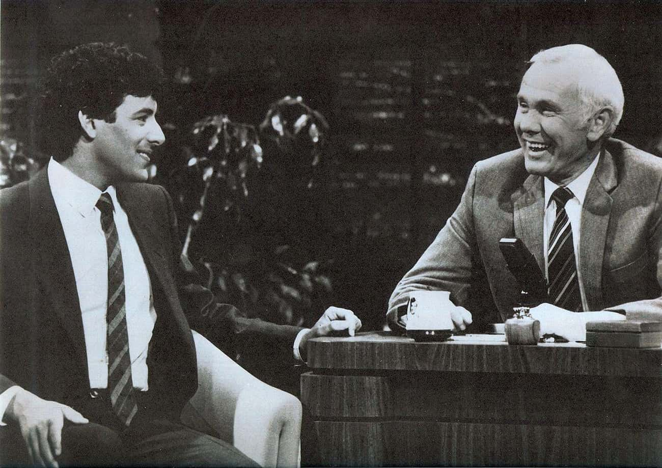 In 1973, A Joke By Johnny Carson Resulted In A Toilet Paper Shortage