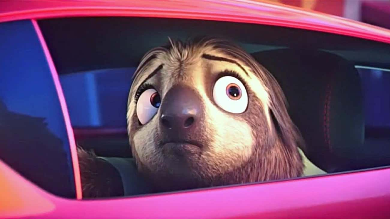 Flash Has a Lead Foot is listed (or ranked) 1 on the list 13 'Zootopia' Fan Theories That Make A Lot Of Sense