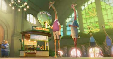 'Zootopia' Is Socialist; 'Sing is listed (or ranked) 6 on the list 13 'Zootopia' Fan Theories That Make A Lot Of Sense