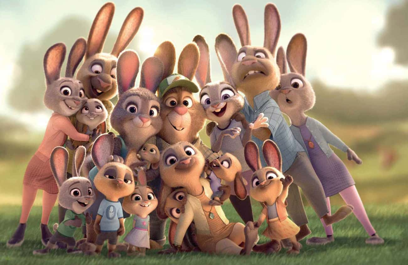 Zootopia Has A Sinister Breedi is listed (or ranked) 4 on the list 13 'Zootopia' Fan Theories That Make A Lot Of Sense