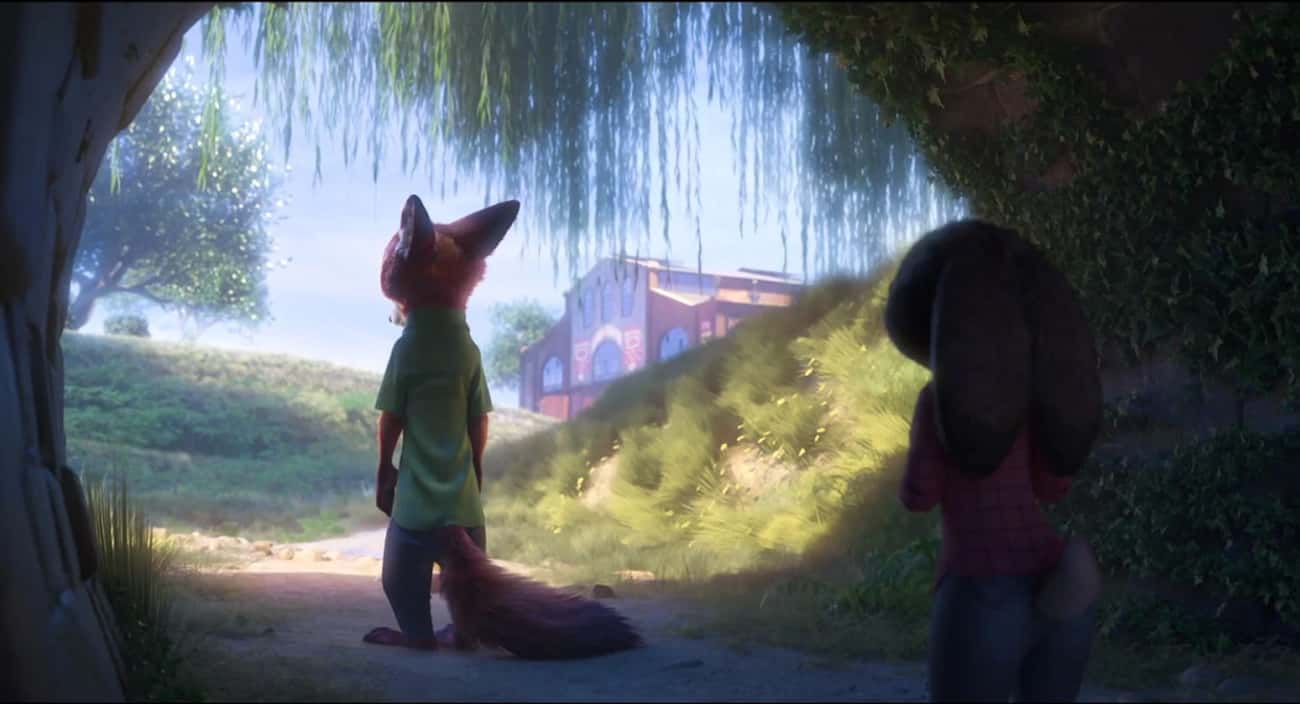 The Rent In Zootopia Is Too Da is listed (or ranked) 3 on the list 13 'Zootopia' Fan Theories That Make A Lot Of Sense