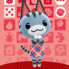 Lolly is listed (or ranked) 13 on the list All 'Animal Crossing: New Horizons' Villagers & Characters, Ranked