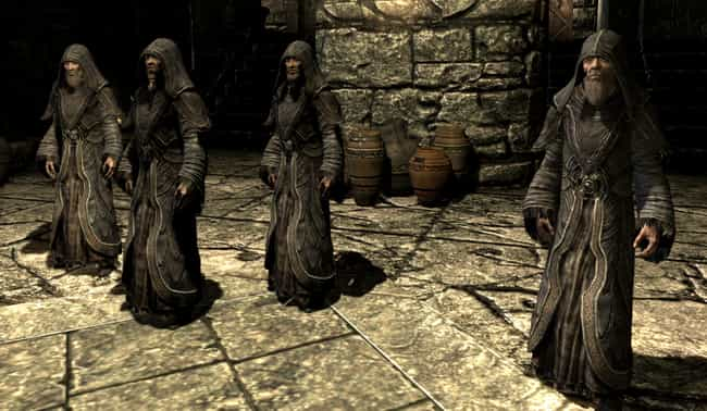 The Greybeards Got Their... is listed (or ranked) 3 on the list 'Skyrim' Fan Theories That Actually Make A Lot Of Sense