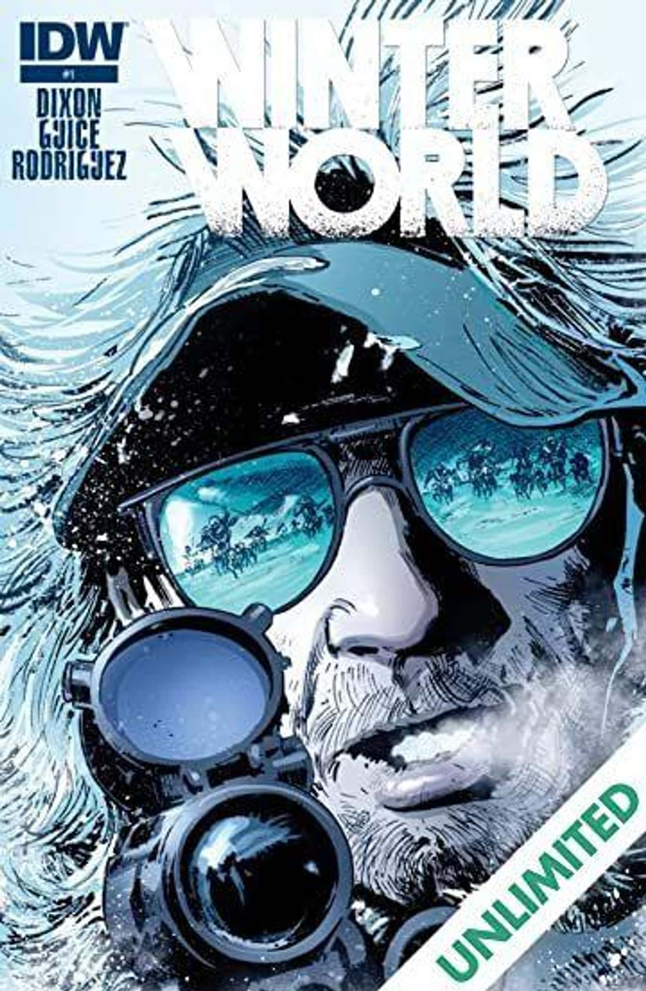Winterworld is listed (or ranked) 3 on the list The Best Post-Apocalyptic Comics On ComiXology To Binge Read