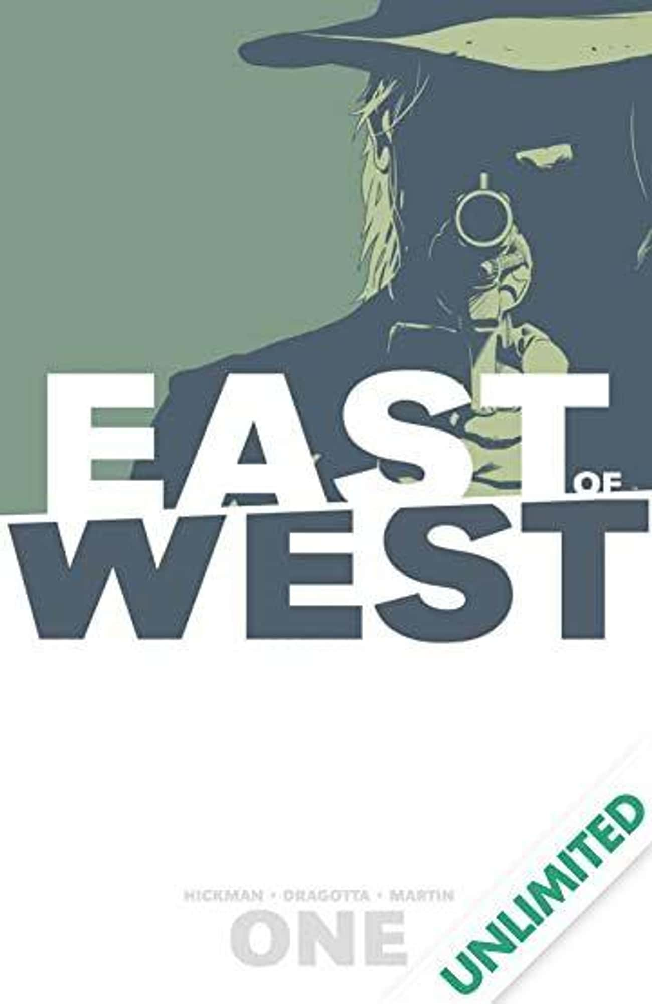 East of West is listed (or ranked) 1 on the list The Best Post-Apocalyptic Comics On ComiXology To Binge Read