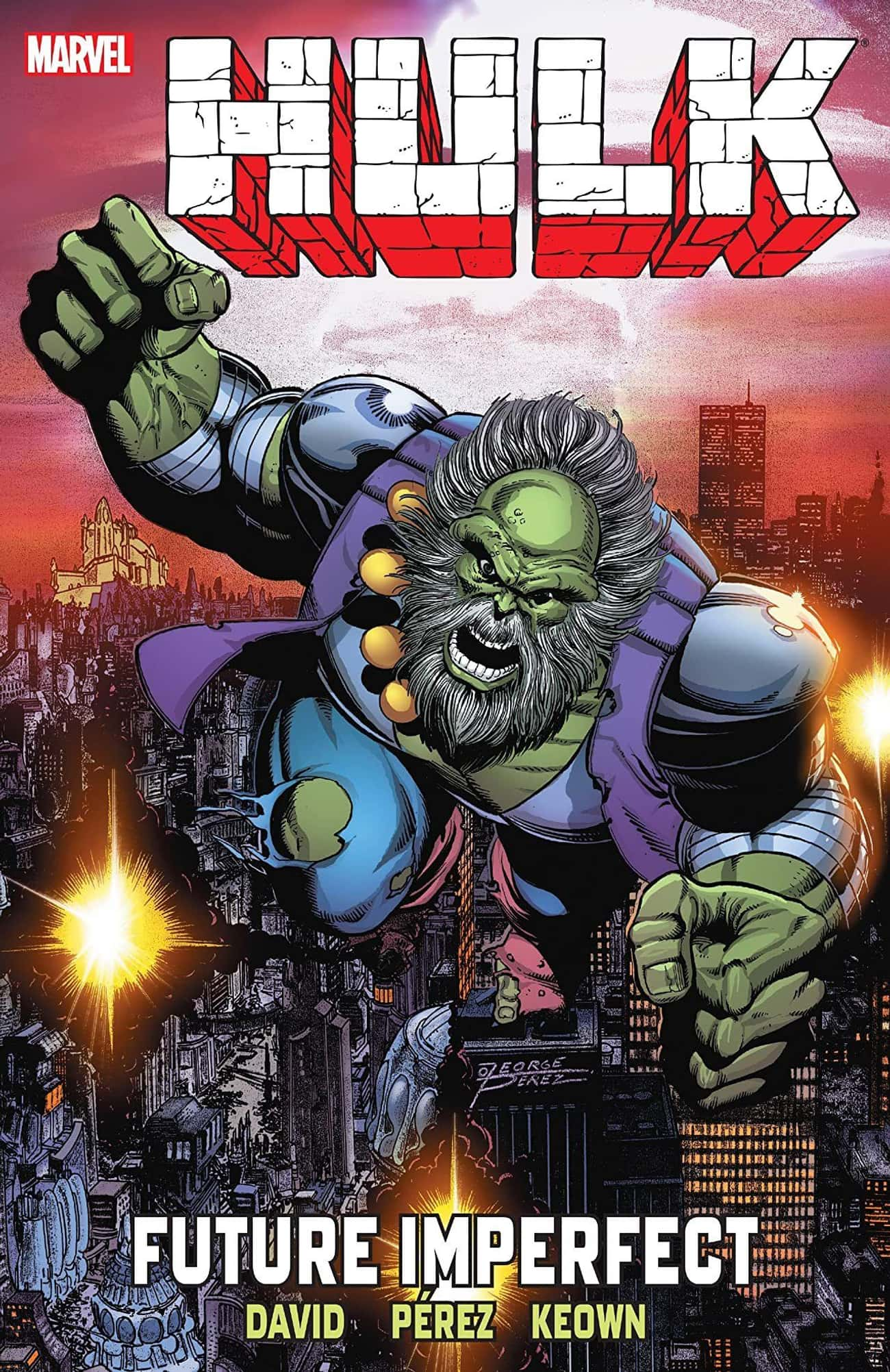 Hulk: Future Imperfect is listed (or ranked) 2 on the list The Best Post-Apocalyptic Comics On ComiXology To Binge Read