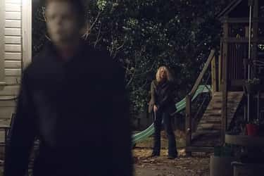 Laurie Strode Sets Michael Free