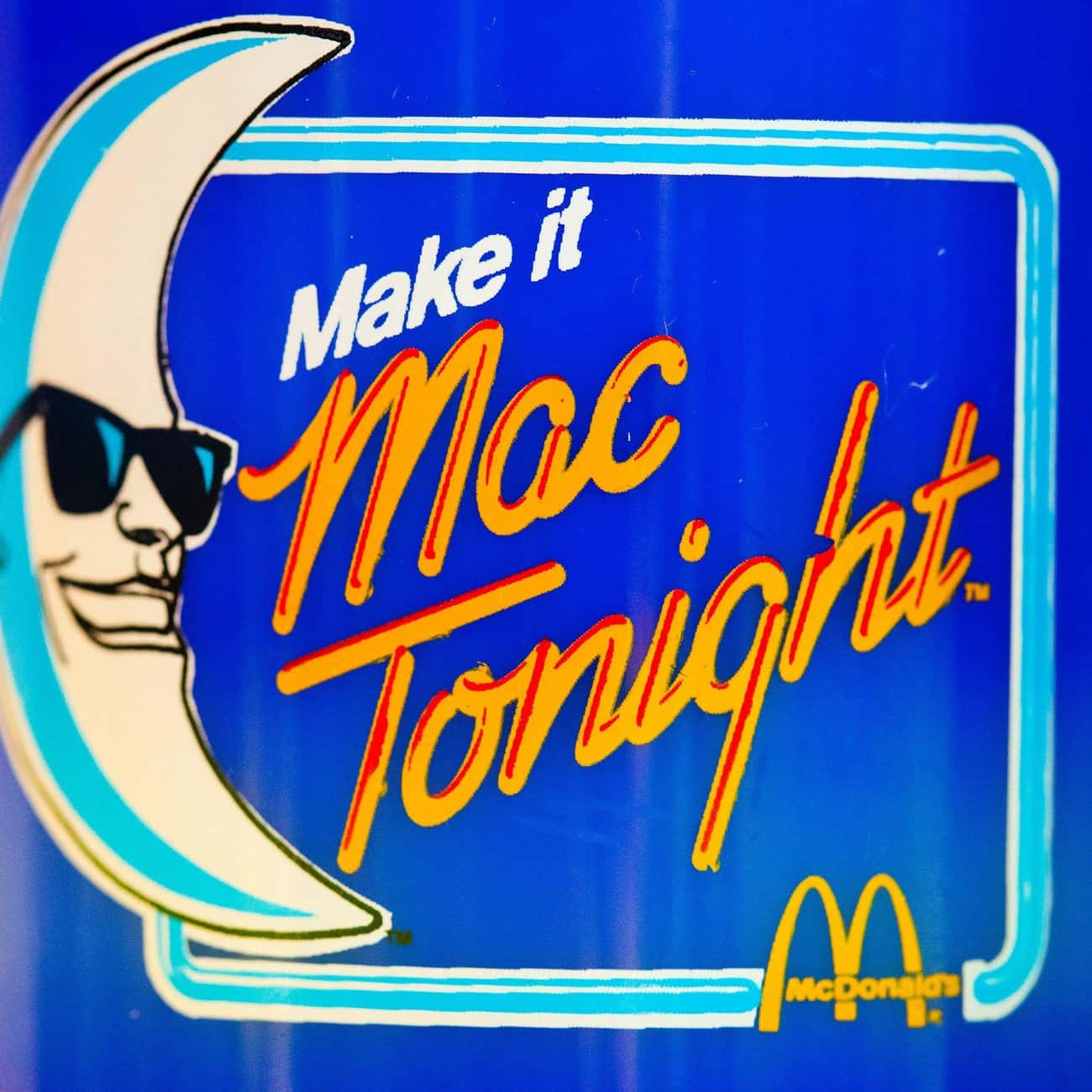 McDonald's Ads Were Extrem is listed (or ranked) 3 on the list Who Was Mac Tonight, The Piano-Playing Moon Man Who Got McDonald's Sued?