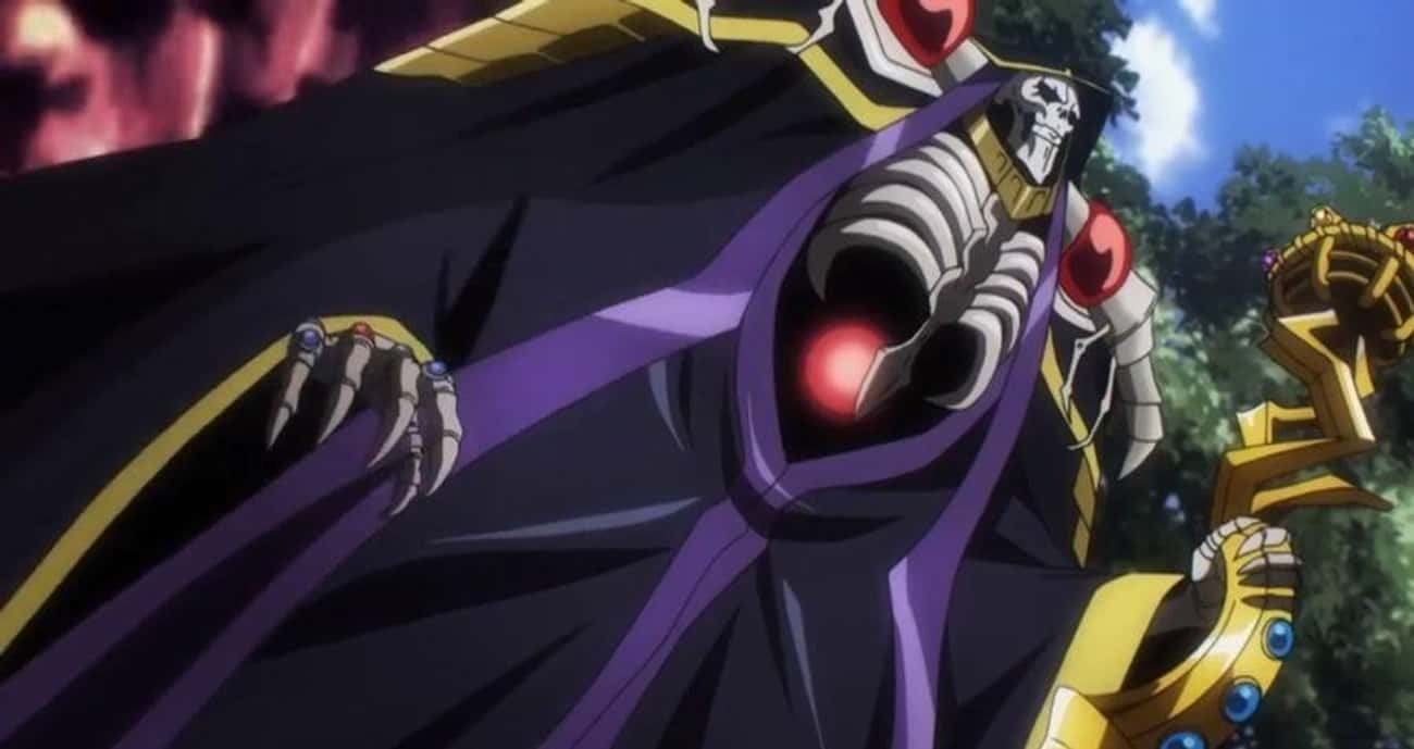 Ainz Ooal Gown - 'Overlord'