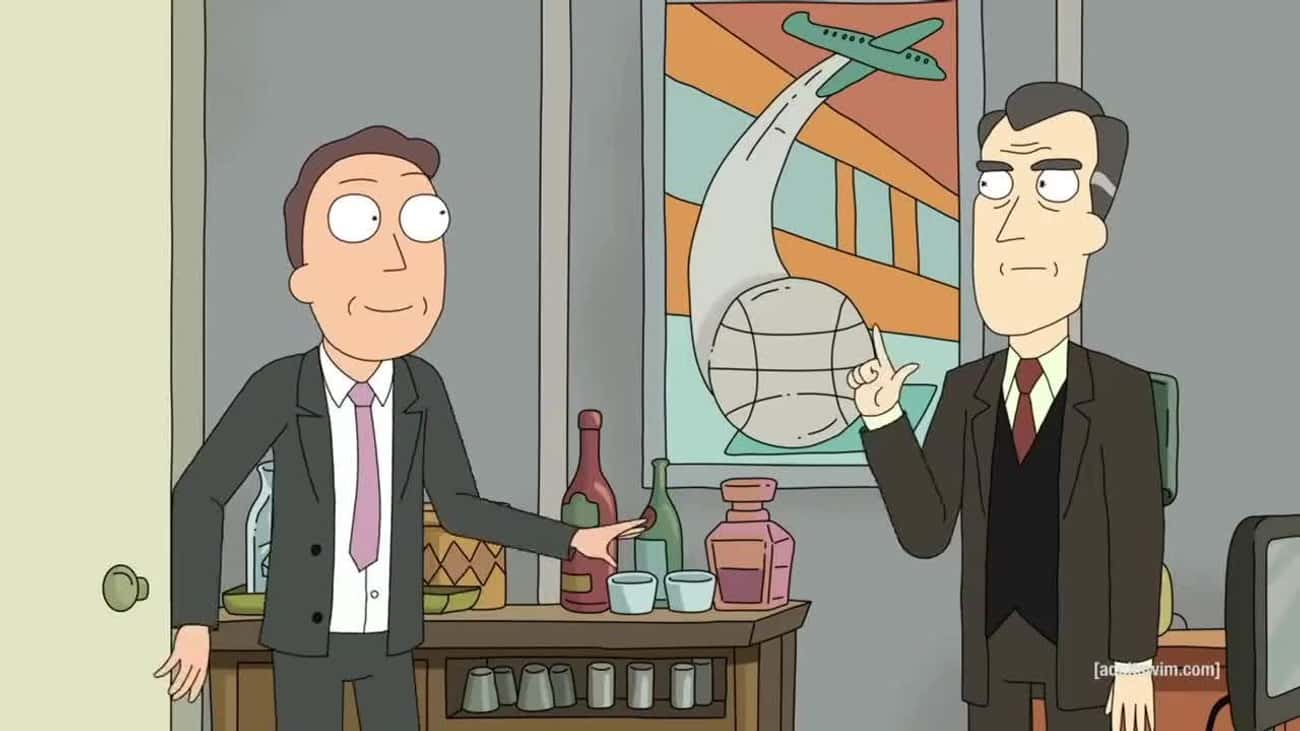 East Coast Lighthouse is listed (or ranked) 2 on the list The Best Jerry Smith Character Quotes From 'Rick and Morty'