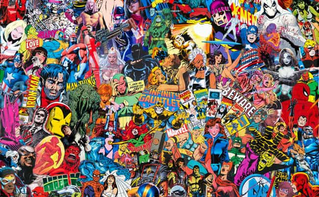 Earth-1218: The Real Wor... is listed (or ranked) 2 on the list The Coolest & Weirdest Marvel Earths Explained, For People Who Can't Tell Earth-616 From Earth-1218