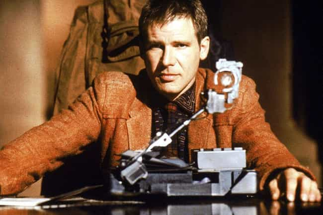 Deckard Was The Tortoise... is listed (or ranked) 1 on the list 25 'Blade Runner' Fan Theories That'll Have You Dreaming Of Electric Sheep