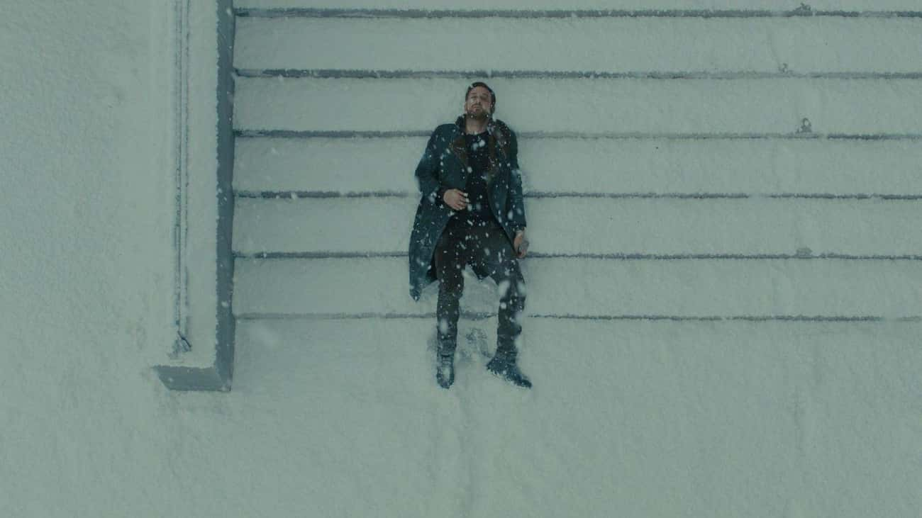 Officer K's Humanity Is Linked To The Snow