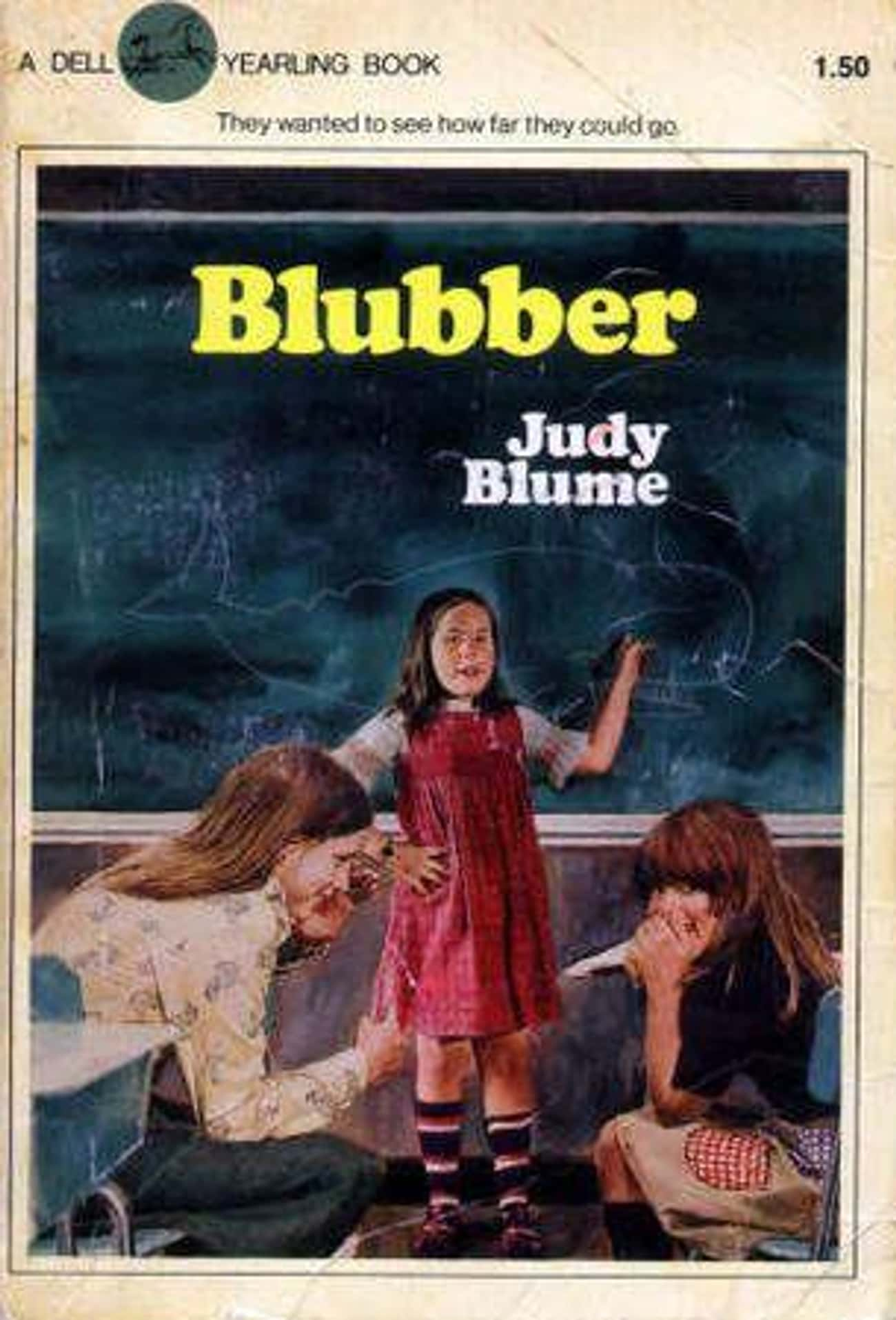 Jill's Halloween Costume Is Ba is listed (or ranked) 3 on the list Most Messed-Up Moments From Judy Blume's 'Blubber'