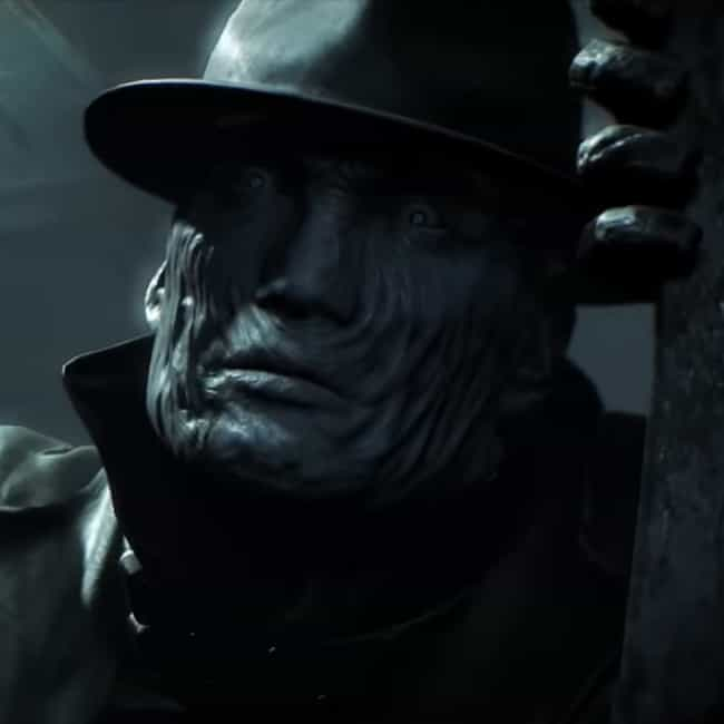 Mr. X is listed (or ranked) 2 on the list The Scariest Bosses In The 'Resident Evil' Series, Ranked