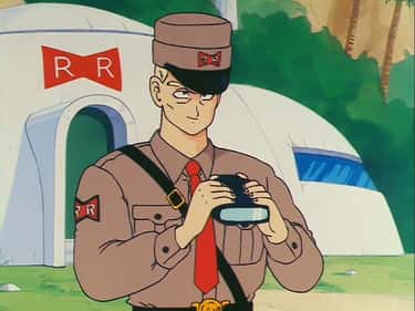General Blue Is Androids 17 &  is listed (or ranked) 2 on the list 12 Insane Fan Theories About Dragon Ball Villains