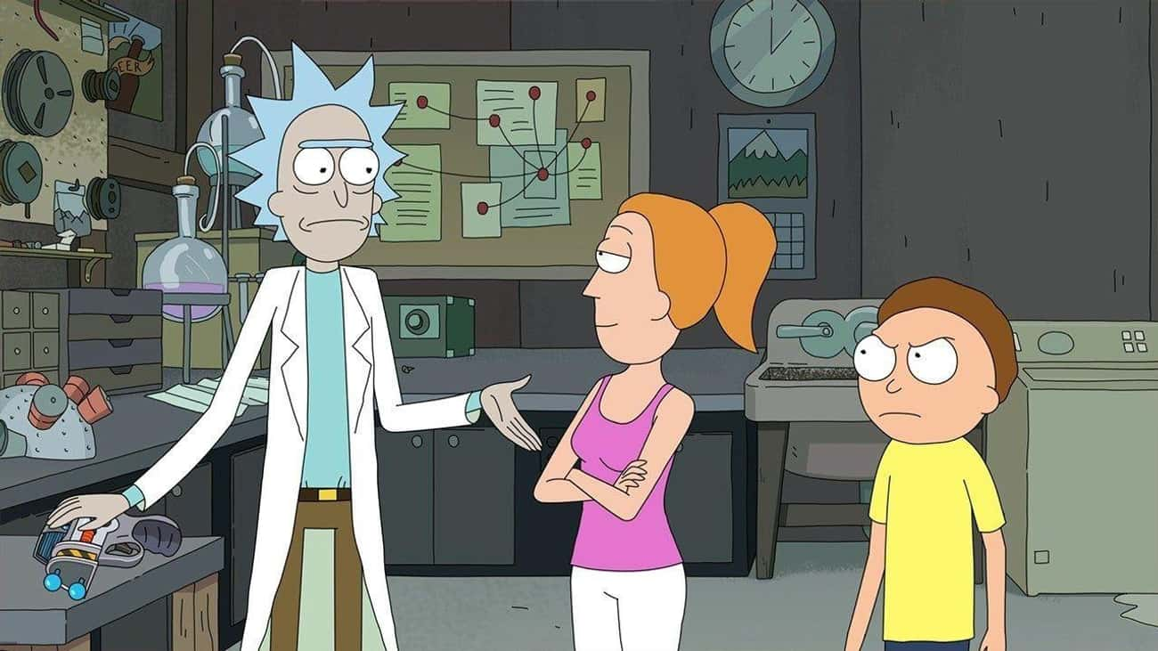 Carp'en All Them Diems is listed (or ranked) 1 on the list The Best Summer Smith Character Quotes From 'Rick and Morty'