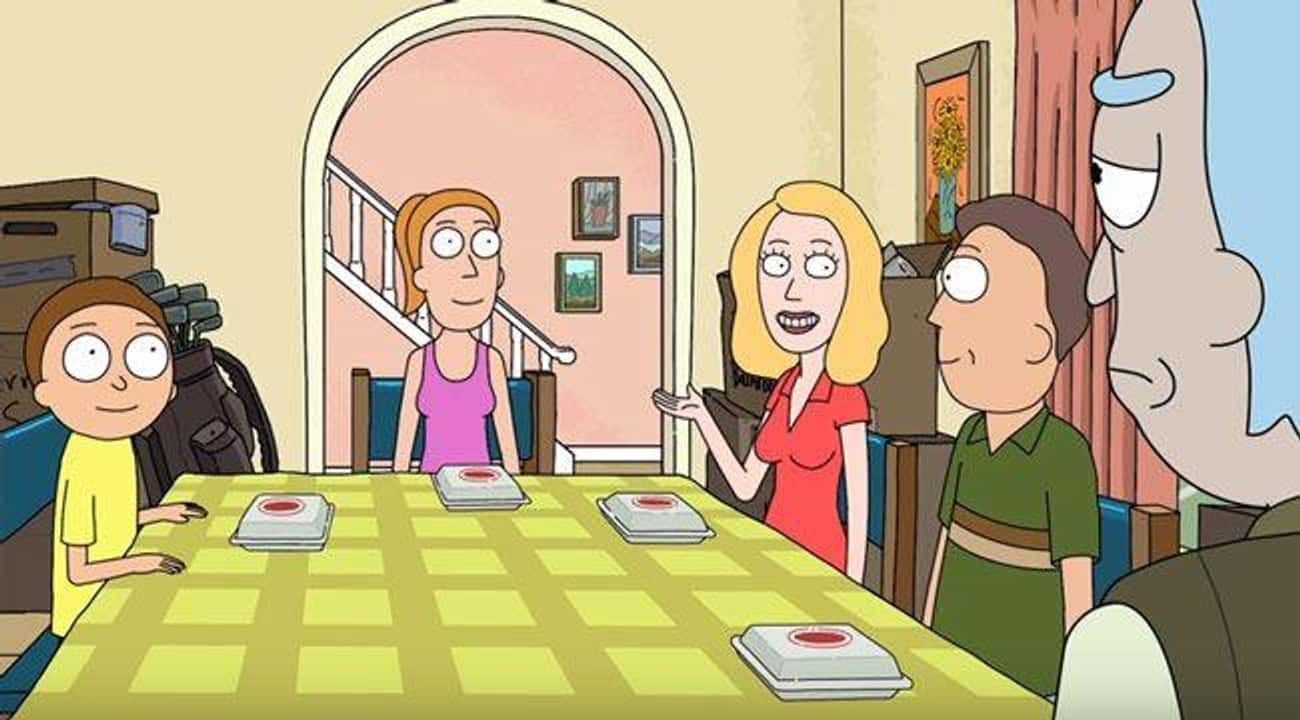 A Real Question is listed (or ranked) 4 on the list The Best Summer Smith Character Quotes From 'Rick and Morty'