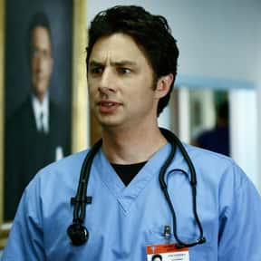 John 'J.D.' Dorian is listed (or ranked) 6 on the list Which Sitcom Character Would You Want to Quarantine With?