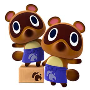 Timmy and Tommy is listed (or ranked) 24 on the list All 'Animal Crossing: New Horizons' Villagers & Characters, Ranked