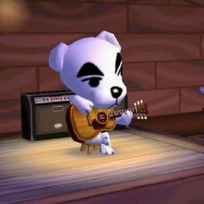 K.K. Slider is listed (or ranked) 7 on the list All 'Animal Crossing: New Horizons' Villagers & Characters, Ranked