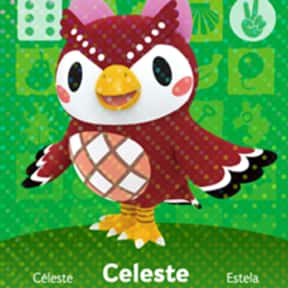 Celeste is listed (or ranked) 2 on the list All 'Animal Crossing: New Horizons' Villagers & Characters, Ranked
