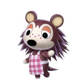 Sable is listed (or ranked) 3 on the list All 'Animal Crossing: New Horizons' Villagers & Characters, Ranked