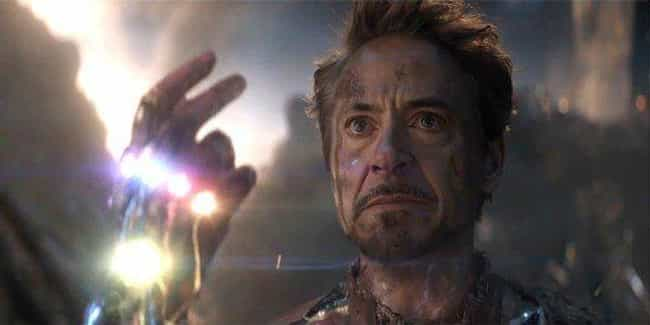 Tony Stark (AKA Iron Man... is listed (or ranked) 1 on the list The 20 Most Unforgettable Last Words Of MCU Characters, Ranked