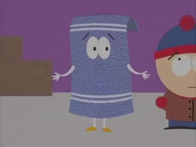You Wanna Get High? is listed (or ranked) 1 on the list Stay Dry With The Best Towelie Quotes From 'South Park'