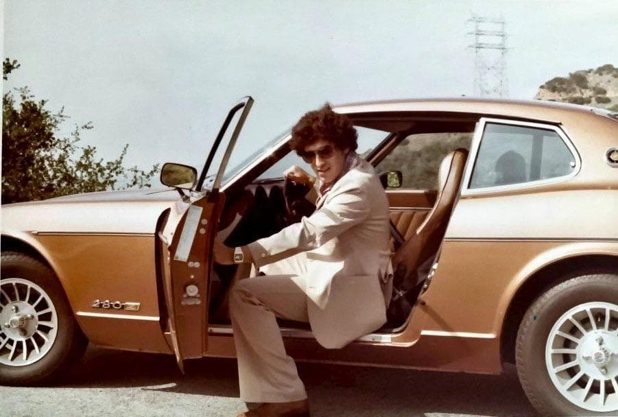 Can You Dig It? on Random Vintage Color Photos Of People With Classic Cars