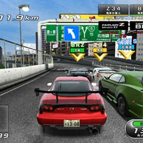 Wangan Midnight Maximum Tune 6 is listed (or ranked) 14 on the list The Best Arcade Racing Games Of All Time