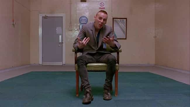 Showing Initiative is listed (or ranked) 1 on the list The Trippiest Qutoes From 'Trainspotting'