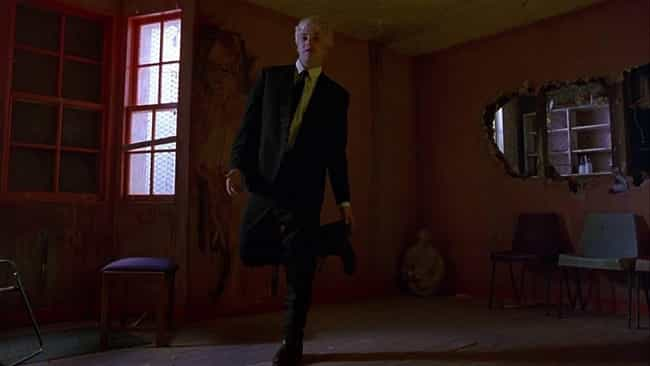 Personality is listed (or ranked) 2 on the list The Trippiest Qutoes From 'Trainspotting'