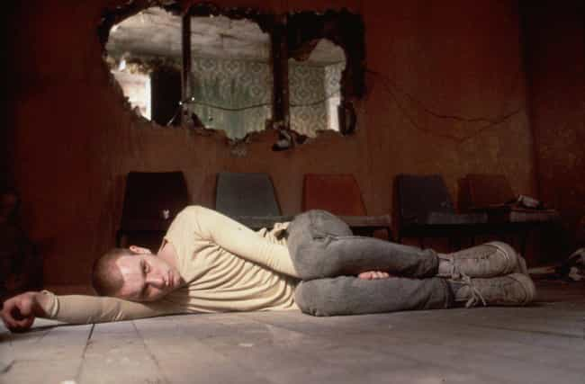 Choose Life is listed (or ranked) 3 on the list The Trippiest Qutoes From 'Trainspotting'