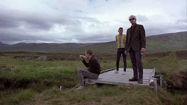 Proud to be Scottish is listed (or ranked) 4 on the list The Trippiest Qutoes From 'Trainspotting'