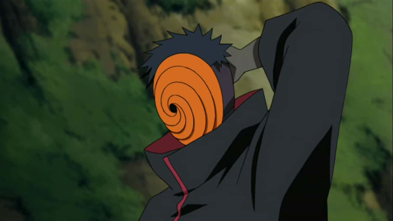Tobi - 'Naruto' is listed (or ranked) 4 on the list The 14 Funniest Anime Villains of All Time
