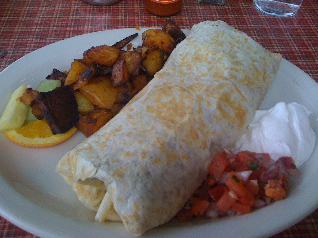 Colorado - Breakfast Burritos on Random Most Popular Breakfast Foods In Every State, According To Googl