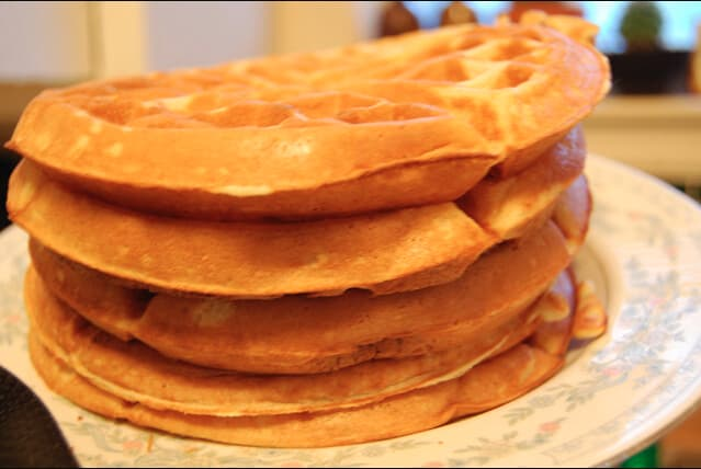 Mississippi - Waffles on Random Most Popular Breakfast Foods In Every State, According To Googl