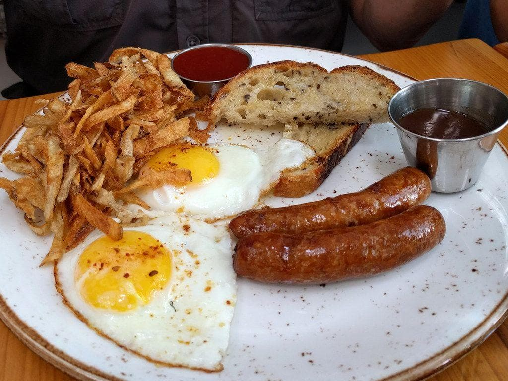 Montana - Breakfast Sausage on Random Most Popular Breakfast Foods In Every State, According To Googl