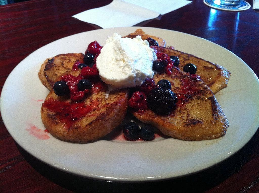 North Dakota - French Toast on Random Most Popular Breakfast Foods In Every State, According To Googl