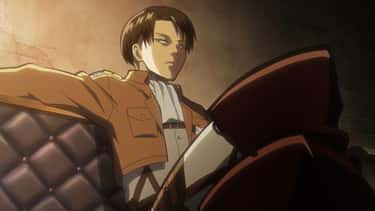 Levi Doesn't Get Drunk is listed (or ranked) 2 on the list 20 Things You Didn't Know About 'Attack on Titan' Characters