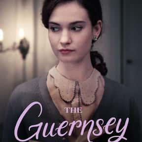 The Guernsey Literary and Pota is listed (or ranked) 10 on the list The Best Movies Streaming on Netflix