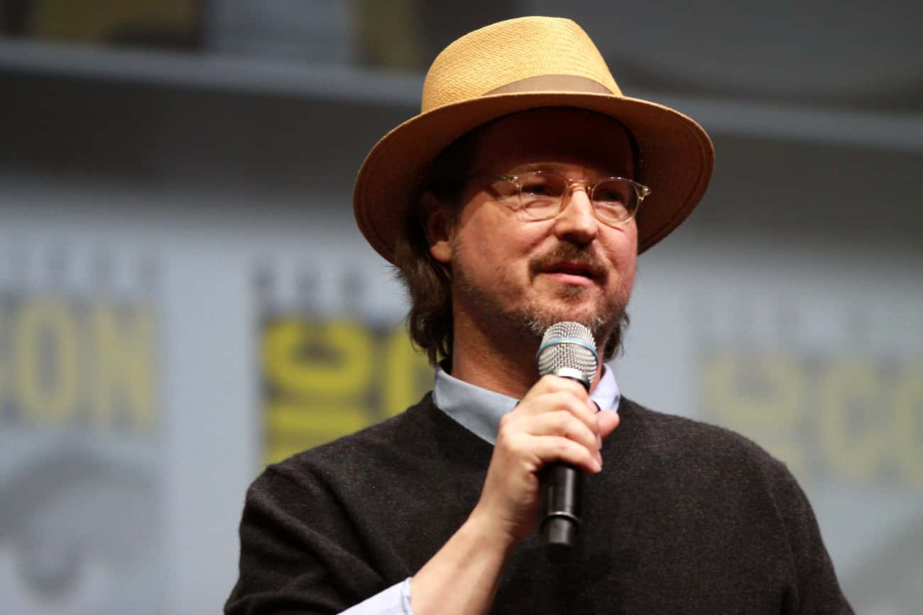 April 9, 2020: Matt Reeves Con is listed (or ranked) 4 on the list Everything We Know About 'The Batman' (2021)