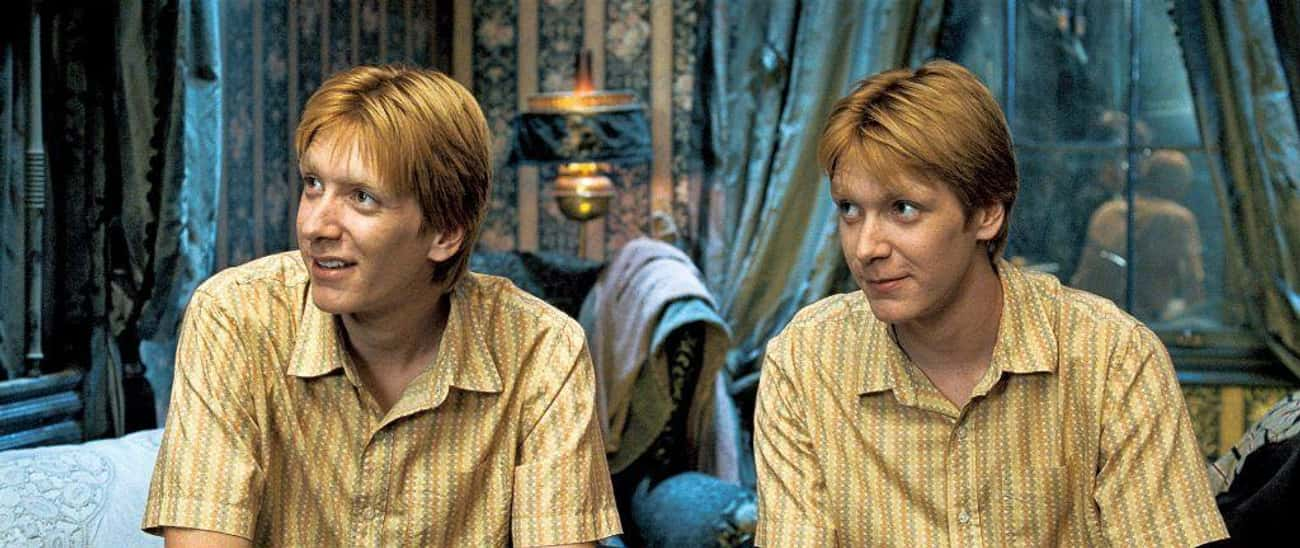 Fred & George Weasley - Chaotic Good