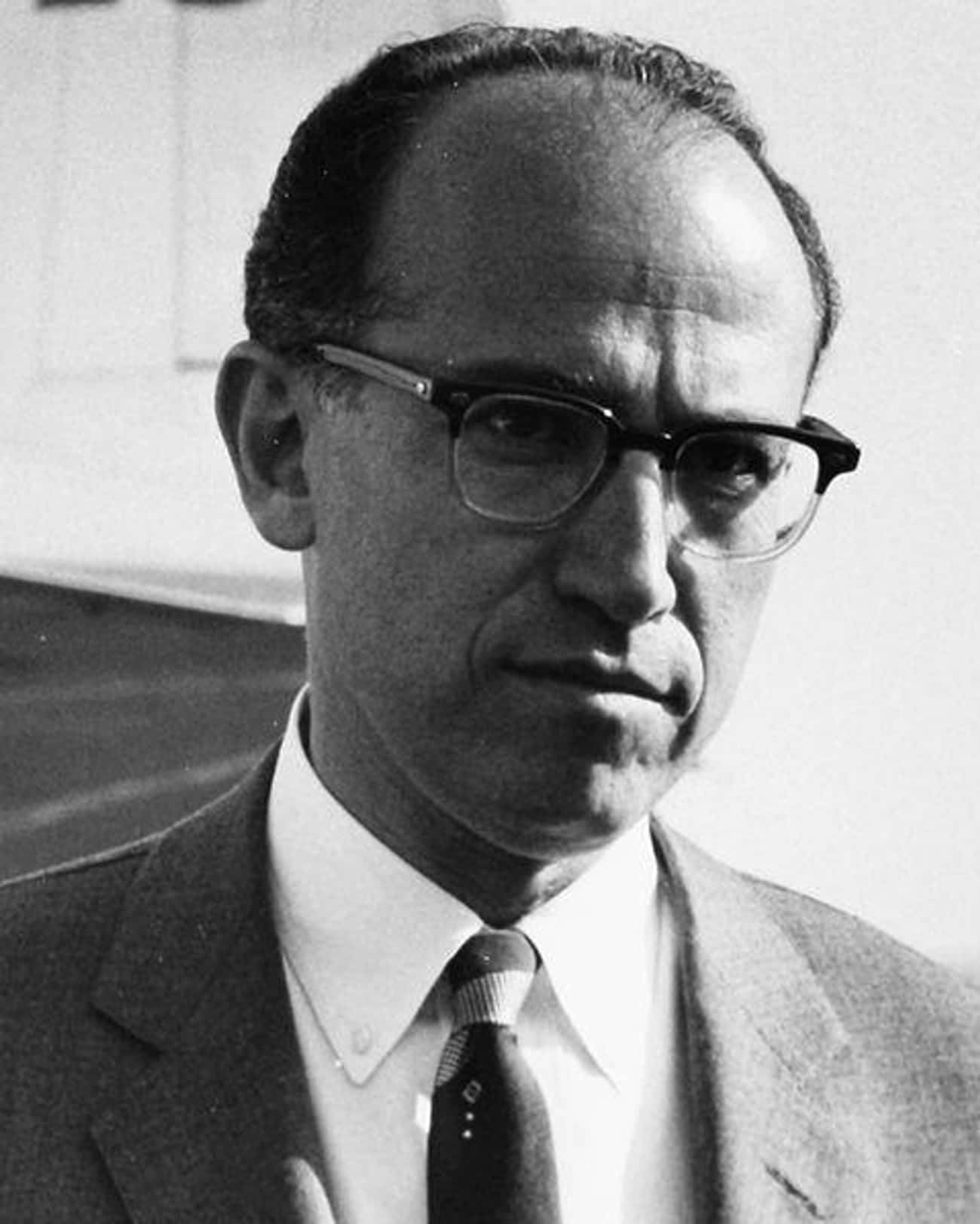 Jonas Salk Announced His Successful Vaccine Test On A CBS Radio Broadcast In March 1953