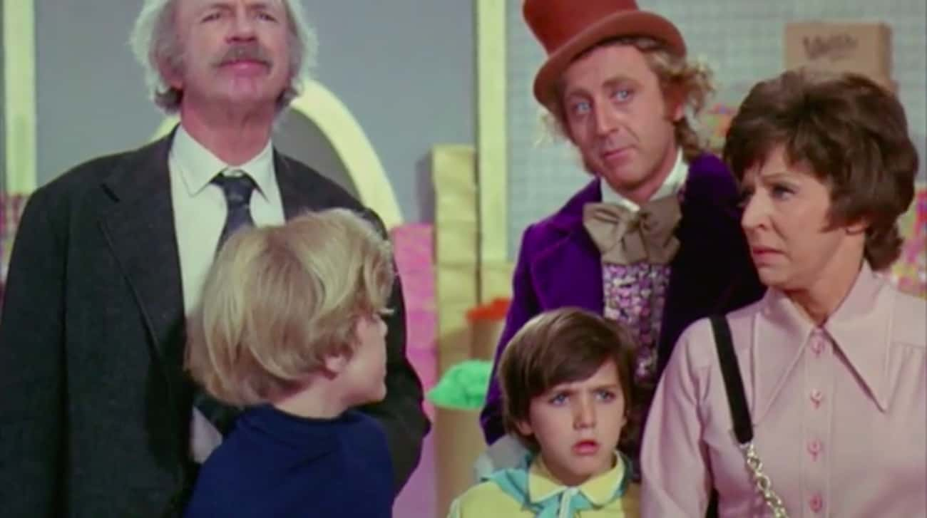 He Seems Unaffected By What He is listed (or ranked) 4 on the list Grandpa Joe Was The Worst Person In 'Willy Wonka & the Chocolate Factory,' And We All Know It
