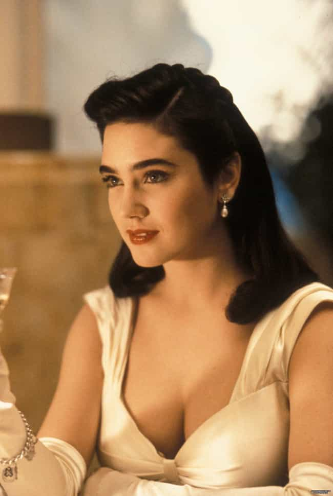 'The Rocketeer' Was Supp... is listed (or ranked) 4 on the list Whatever Happened To Jennifer Connelly?