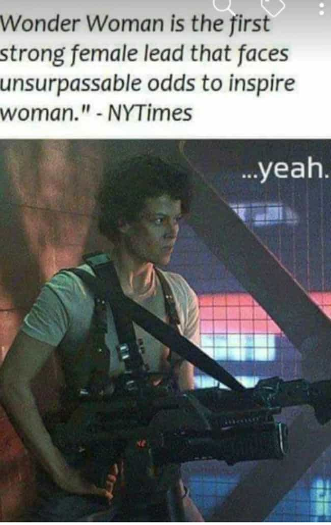Check Your Facts! is listed (or ranked) 3 on the list 24 Memes About The 'Alien' Franchise That Had Laughter Bursting Out Of Our Chests
