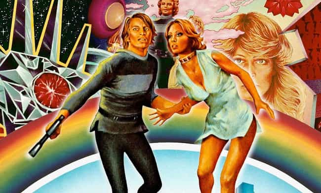 1976 - Logan's Run is listed (or ranked) 2 on the list What Was The Best Sci-Fi Movie The Year You Were Born?