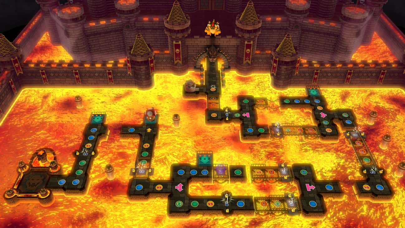 The Reason Bowser And The Koopa Kingdom Need So Much Lava Is Because Everyone Is Cold-Blooded